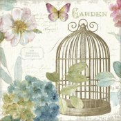 Lisa Audit - Rainbow Seeds Floral Birdcage III v2