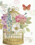 Lisa Audit - Rainbow Seeds Romantic Birdcage II