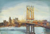 Marilyn Hageman - Sunny Manhattan Bridge