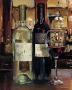 Marilyn Hageman - A Reflection of Wine II