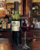 Marilyn Hageman - A Reflection of Wine III