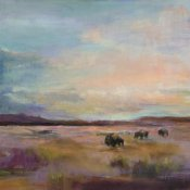 Marilyn Hageman - Buffalo Under Big Sky