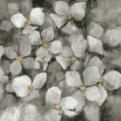 Marilyn Hageman - Midnight Neutral Hydrangeas with Gold Crop