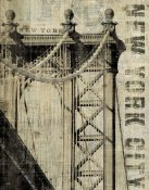 Michael Mullan - Vintage New Manhattan Bridge