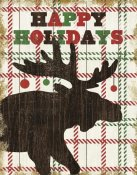 Michael Mullan - Simple Living Holiday Moose