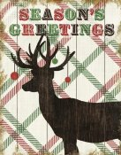 Michael Mullan - Simple Living Holiday Deer