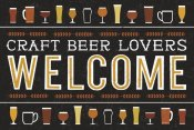Michael Mullan - Craft Beer Welcome