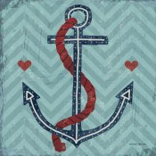 Michael Mullan - Nautical Love Anchor