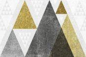 Michael Mullan - Mod Triangles I Gold