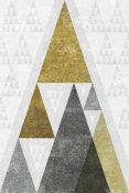 Michael Mullan - Mod Triangles III Gold