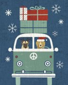 Michael Mullan - Holiday on Wheels XII Navy