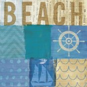 Michael Mullan - Beachscape Collage IV