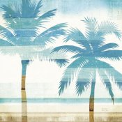 Michael Mullan - Beachscape Palms III