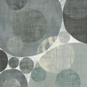 Michael Mullan - Circulation I Blue and Grey