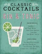 Michael Mullan - Classic Cocktail Gin and Tonic
