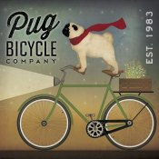 Ryan Fowler - Pug on a Bike