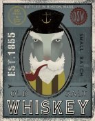 Ryan Fowler - Fisherman I Old Salt Whiskey