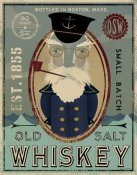 Ryan Fowler - Fisherman III Old Salt Whiskey