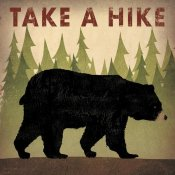 Ryan Fowler - Take a Hike Black Bear