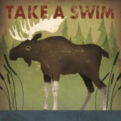 Ryan Fowler - Take a Swim Moose