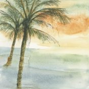 Chris Paschke - Island Sunset I