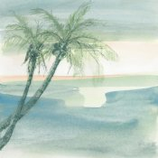 Chris Paschke - Peaceful Dusk I Tropical