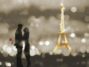 Dianne Loumer - A Date in Paris (BW)