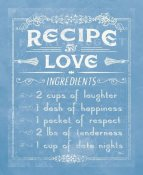 Pela Studios - Life Recipes I Blue
