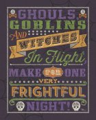Pela Studios - Halloween Talk II Color Purple