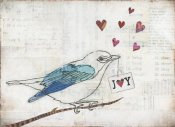 Courtney Prahl - Love Birds I Joy