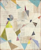 Courtney Prahl - Geometric Background I