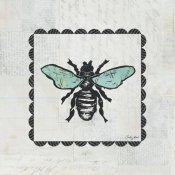 Courtney Prahl - Bee Stamp