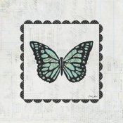 Courtney Prahl - Butterfly Stamp