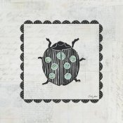 Courtney Prahl - Ladybug Stamp