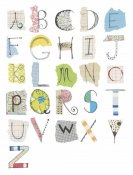 Courtney Prahl - Alphabet I