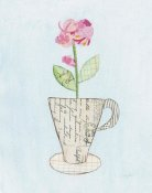 Courtney Prahl - Teacup Floral III