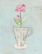 Courtney Prahl - Teacup Floral III on Print
