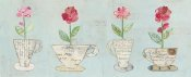 Courtney Prahl - Teacup Floral V