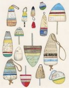 Courtney Prahl - Lobster Buoys