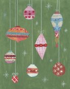 Courtney Prahl - Retro Ornaments II
