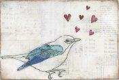 Courtney Prahl - Love Birds I
