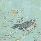 Kellie Day - Birds of a Feather with Teal