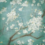 Danhui Nai - White Cherry Blossoms I Aged no Bird