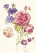 Danhui Nai - Watercolor Flowers II