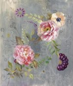 Danhui Nai - Peonies and Paisley
