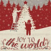 Janelle Penner - Holiday in the Woods V
