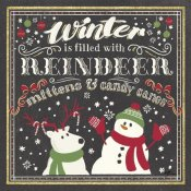 Janelle Penner - Winter Wonderland I