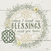 Janelle Penner - Irish Blessing II
