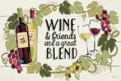 Janelle Penner - Wine and Friends I