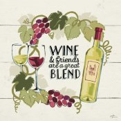 Janelle Penner - Wine and Friends V